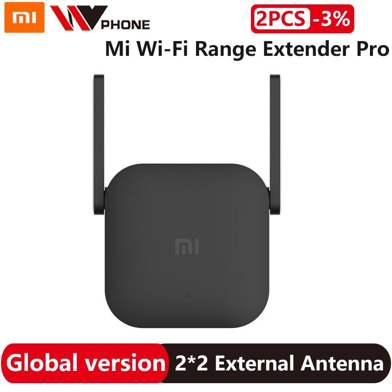 Global Version Xiaomi Mi Wi-Fi Range Extender Pro Mi Wifi Pro Amplifier Router 300M 2.4G Repeater Network Mi Wireless Router