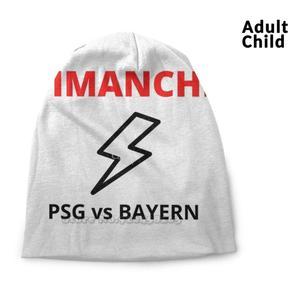 Sunday Vs Bayern T-Shirt Beanie Knitted Hat Balaclava Hats Bayern Men Womens Child