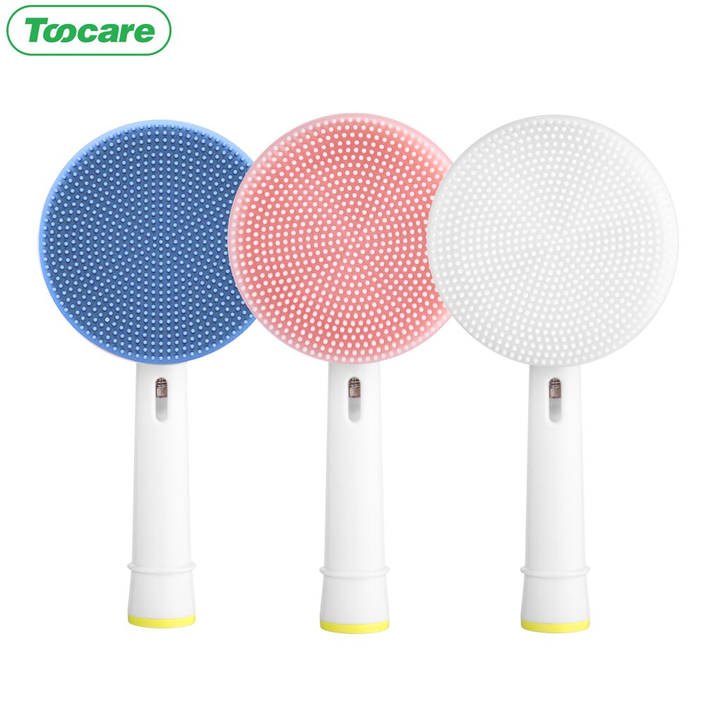AliExpress - Compatible with Oral-B Electric Toothbrushes Replacement Facial Cleansing Brush Head toothbrush heads