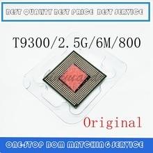 Core 2 Duo T9300 2.5 GHz 6M 800MHz processeur Socket P SLAYY SLAQG CPU