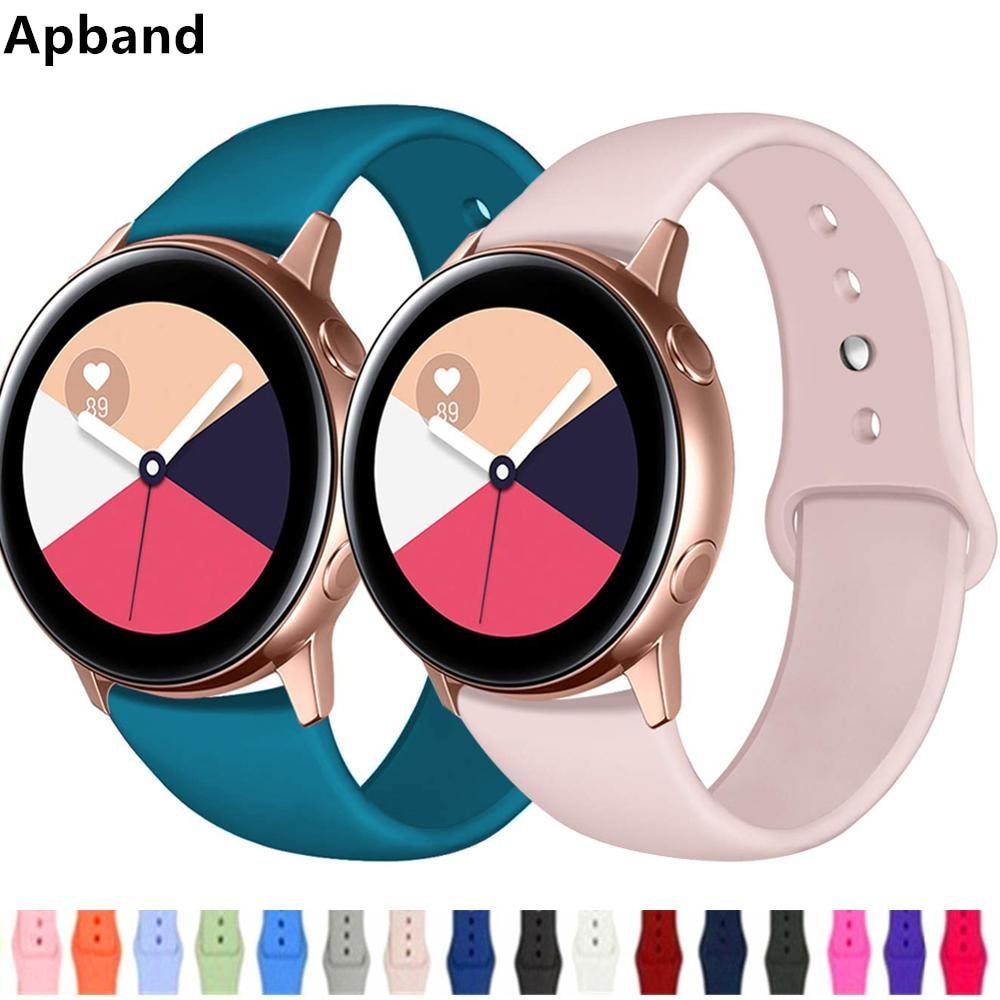 20/22mm correa para Samsung Galaxy reloj de 3 45mm de S3/deporte pulsera...