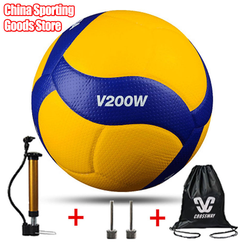 New Style High Quality Volleyball V200W, Competition Professional Game Volleyball 5 Indoor Volleybal
