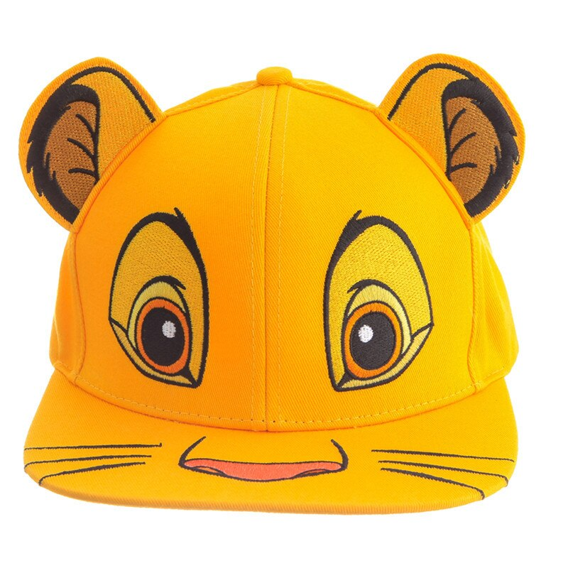 Original Disney Lion King hat simba nala hat film periphery Children's Hat Sun hat