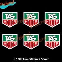 6pc oil camper van stickers suitable for tag label aufkleber sticker logo motocross racing laptop helmet trunk wall vinyl decal