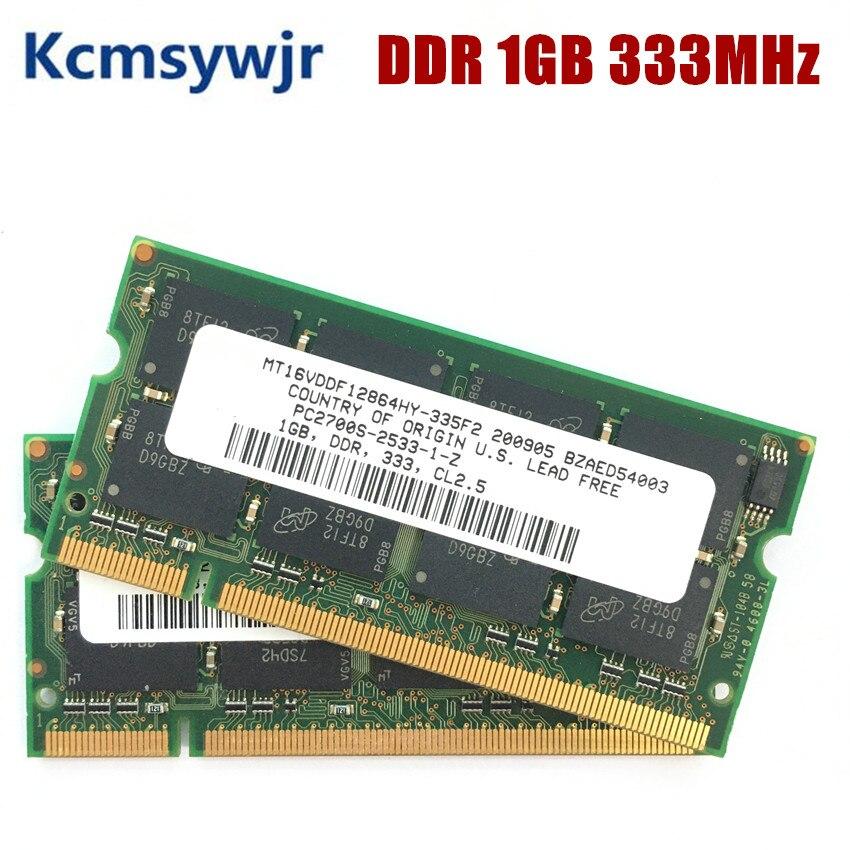 DDR 1GB PC2700S DDR 333 MHz 200PIN SODIMM оперативная память для ноутбука 1G 200 pin SO DIMM RAM DDR1 лэптоп ноутбук память laptop memory notebook memoryram ddr1   АлиЭкспресс