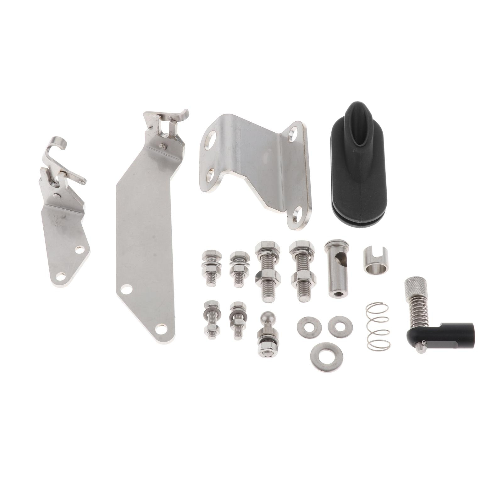 Remote Control Attachment Assy 398838801M 398-83880-1 for Tohatsu Outboard Motor 9.9HP 15HP 18HP, enlarge