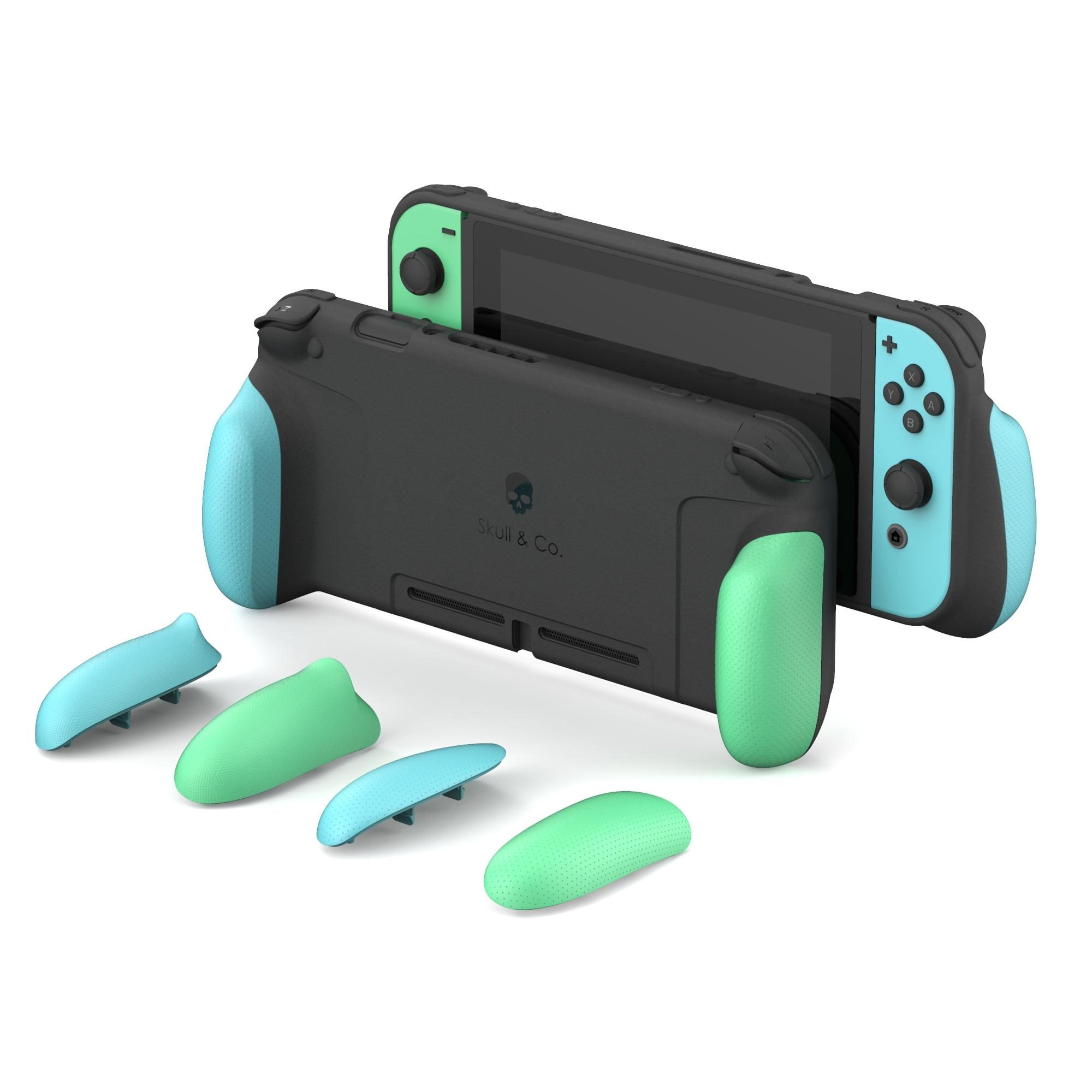 Skull & Co. Animal Crossing GripCase obudowa ochronna z wymiennymi uchwytami do przełącznika Nintendo