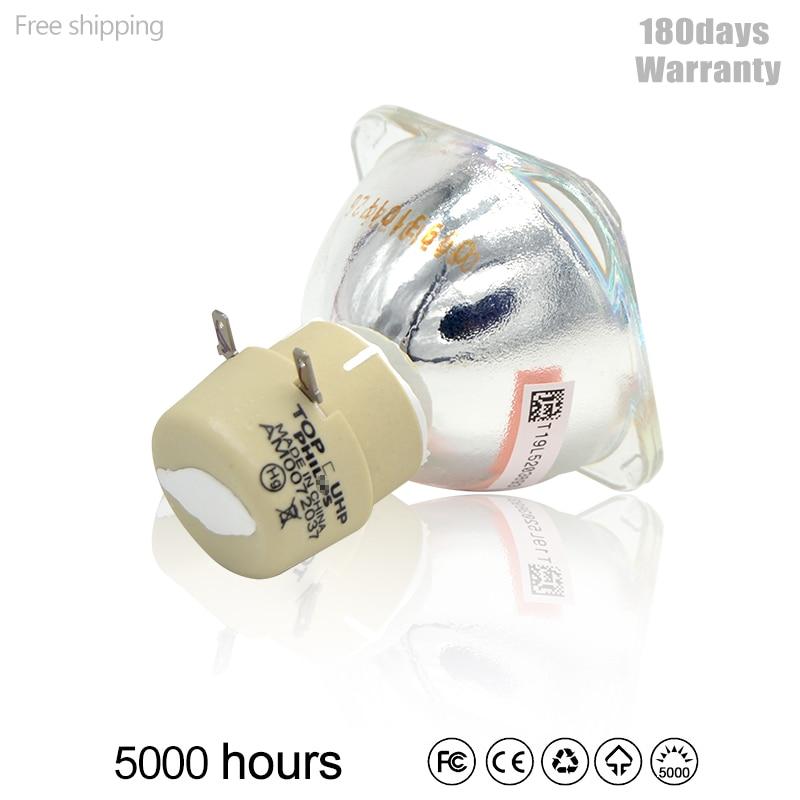 Оригинальный MP513 MS506 MS507 MS512H MS514H MS521P MS522P MX3082 MX525 TX538 Лампа для проектора BenQ