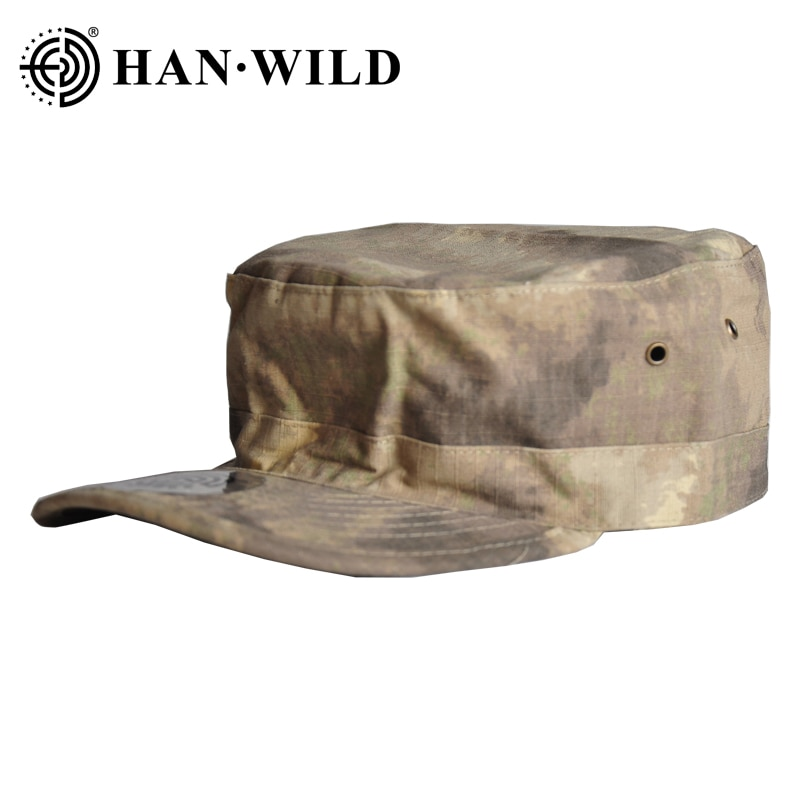 Outdoor Men Hunting Cap Snapback Caps Casquette Camouflage Hat Military Army Tactical Peaked Sports Camping Hiking Sunhat
