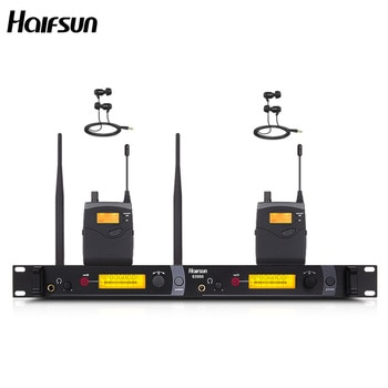 S2050 professional wireless monitor with clear sound quality, in-ear stage performance singer rehearsal system, return device