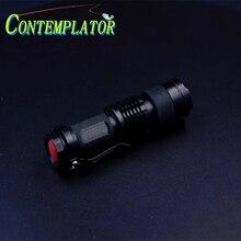 395nm Portable mouche attachant UV lampe de poche durcissement UV colle Uesful Ultra Violet lumière lampe Cure mouche pêche mouches yeux/têtes/corps