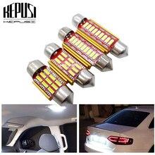 Ampoule 2x FESTOON C5W C10W   Projecteur de lecture, lampe dôme, pour Skoda Octavia 2 A7 A5 Rapid, superbe Chevrolet Cruze