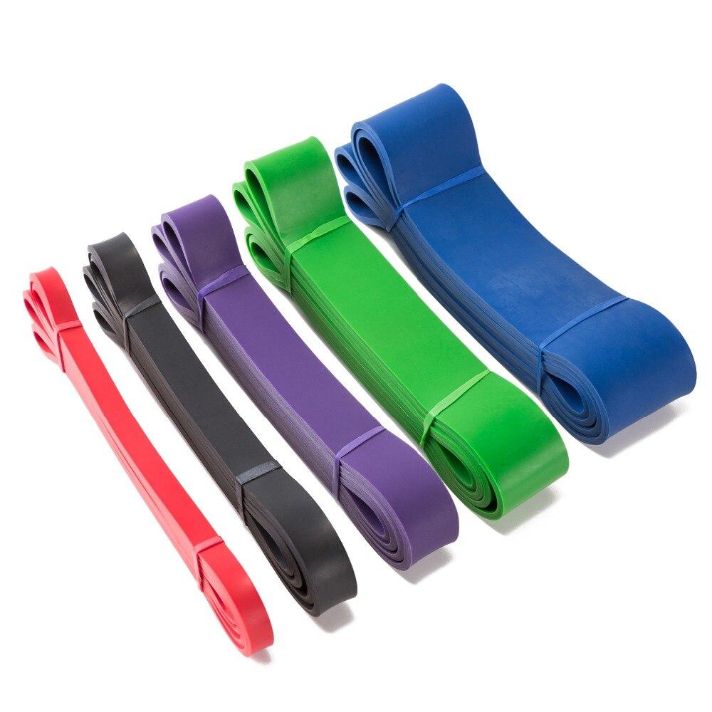 Bandas de resistencia bandas elásticas para Fitness equipos de entrenamiento EJERCICIO DE expansor de entrenamiento yoga, crossfit Fitness banda de goma de mascar
