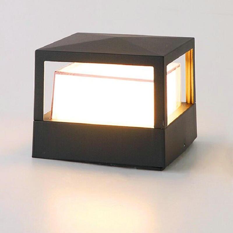 مصباح حديقة خارجي LED ، مصباح فناء مقاوم للماء ، 10 وات ، 12 فولت ، 110 فولت ، 220 فولت ، IP68