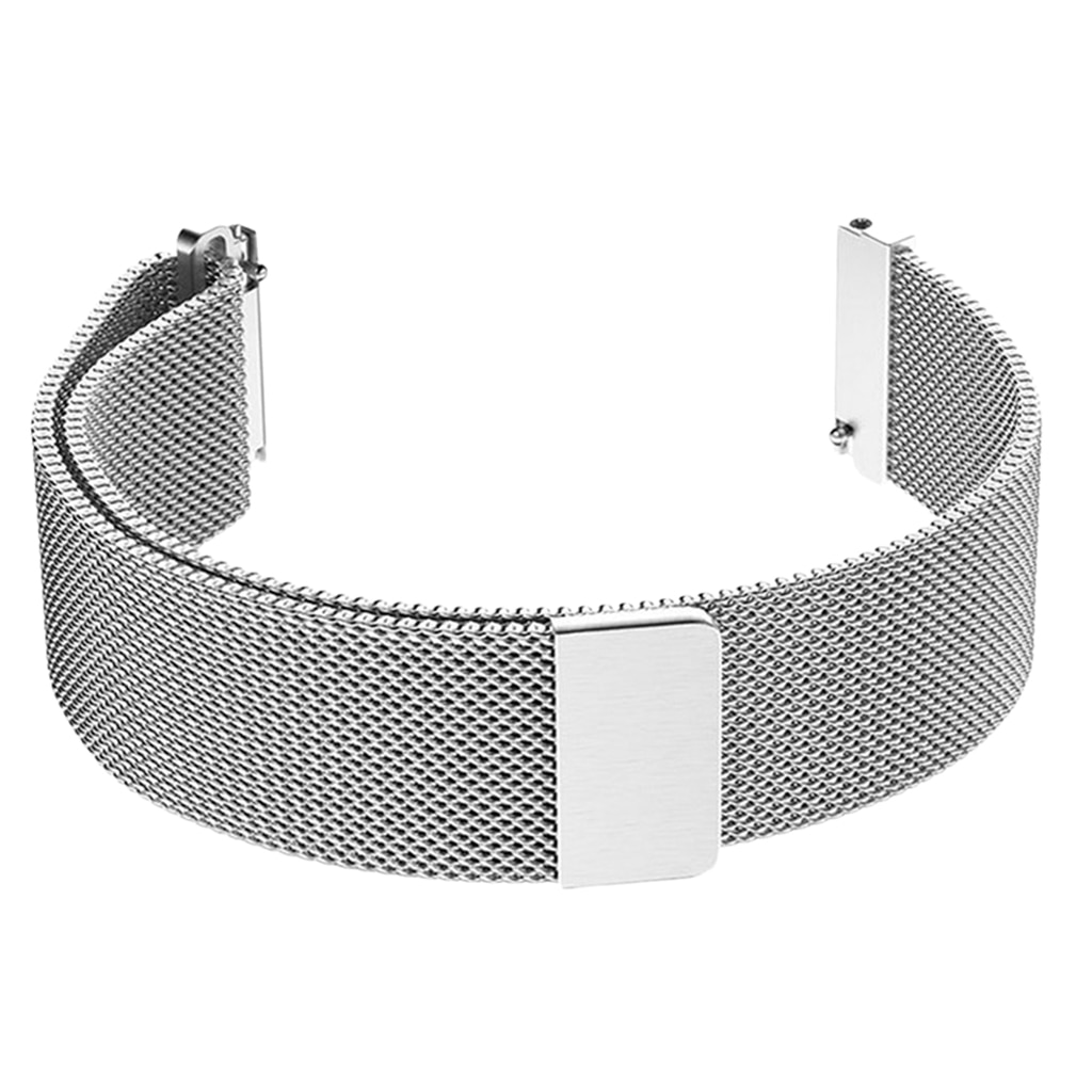 Magnetic clasp mesh watchband stainless steel replace watch strap Universal Stainless Steel Bracelet band