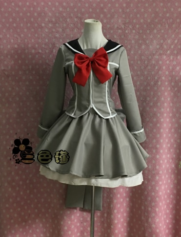 أزياء تنكرية من Anime Tokyo Mew Momomiya Ichigo ، زي مدرسي بأكمام طويلة ، مجموعة كاملة للجنسين ، لعب الأدوار ، حسب الطلب
