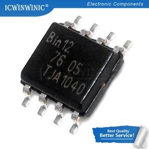 10piece TJA1040 TJA1042 TJA1050 A1040/C SOP8 SMD High speed CAN transceiver