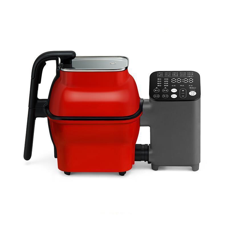 M1 التلقائي ماكينة طهي FL-M1302 كسول الطبخ المقلية ماكينة أرز ووك الذكية الطبخ روبوت تحريك-فراي 360 درجة تلقائيا