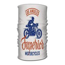 Bandeau Bandanas moto cavalier fait à la main café Racer quotidien magique écharpe cou guêtre cagoule casque Liner équitation masque facial