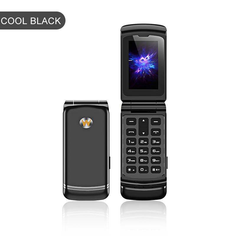 ¡Recién llegado! Ulcool F1 Mini celular con tapa GSM 300mAh 32MB, 32MB, Bluetooth Smallst, bolsillo de respaldo, teléfono móvil portátil PK BM70