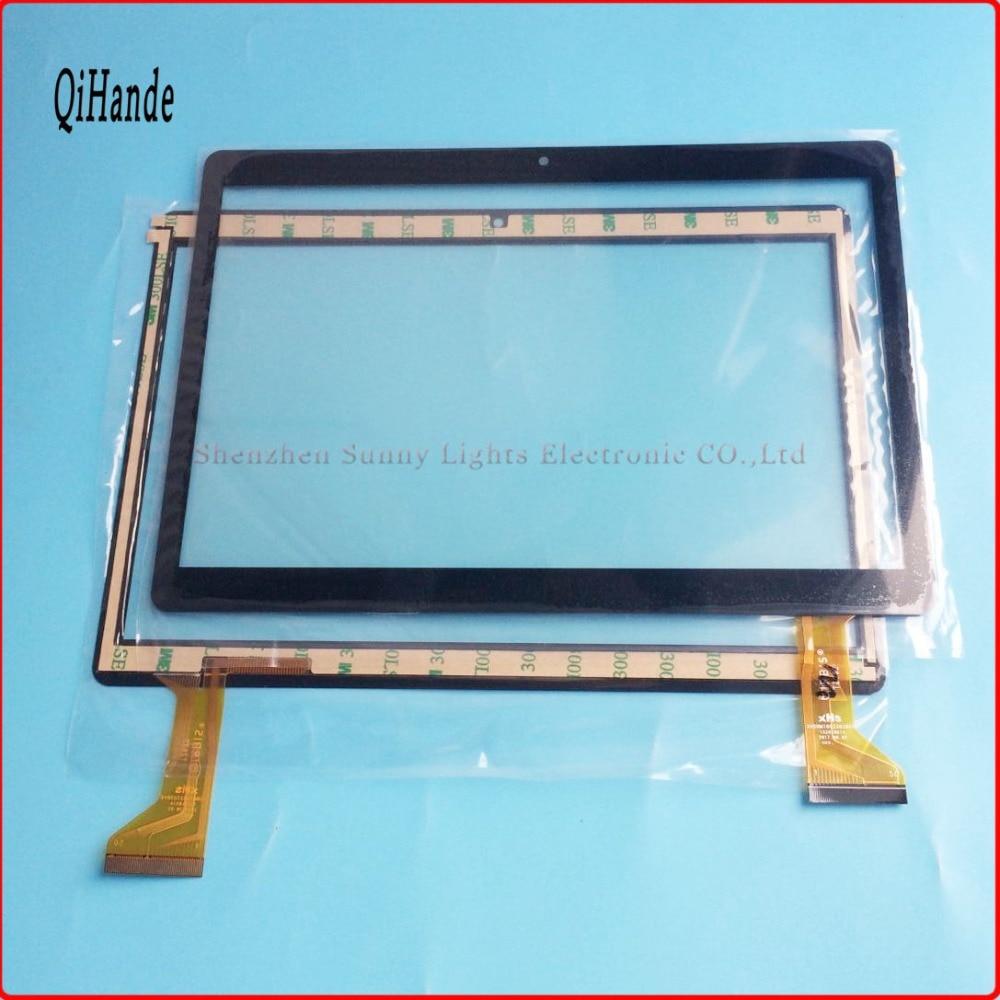 Pantalla táctil 9,6 para Irbis TZ960/TZ961/TZ962/TZ963/TZ965/TZ968/TZ969 panel táctil/película protectora de vidrio templado 220*155mm