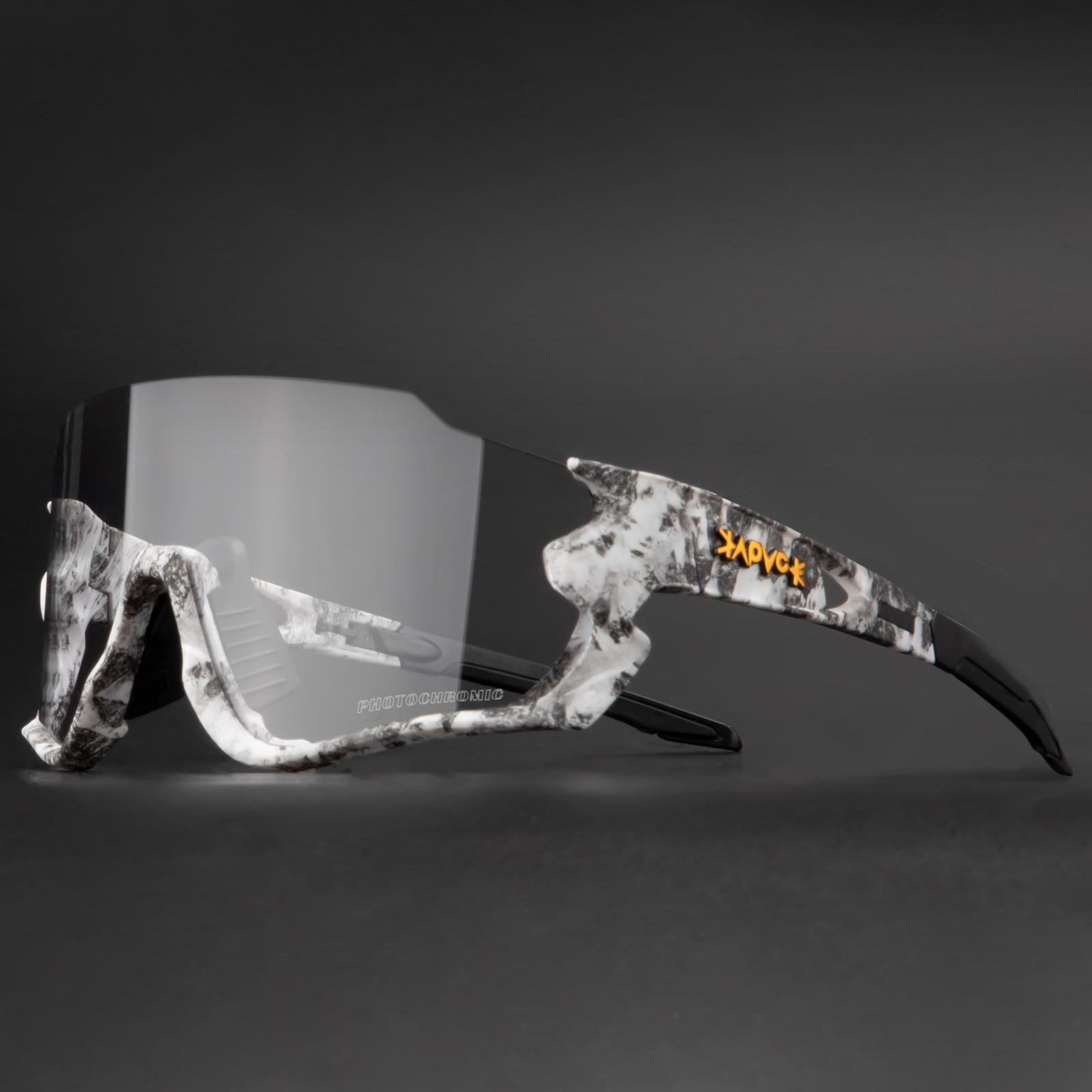 Новинка 2021, фотохромные очки Kapove с защитой UV400, зимние спортивные очки для сноуборда для взрослых, лыжные зимние спортивные очки, очки для сн...