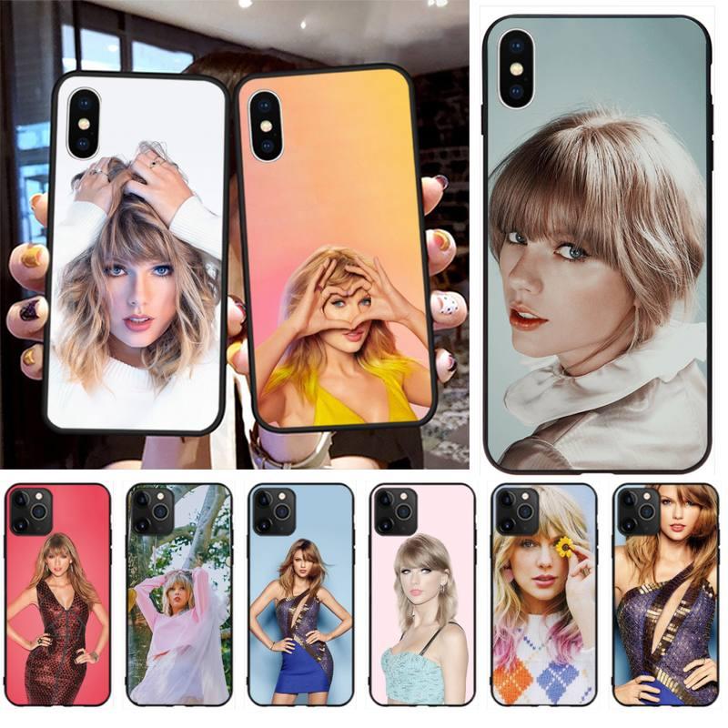 Bonita funda de teléfono para iPhone 11 pro XS MAX 8 7 6S Plus X 5S SE 2020 XR de la marca Alison ay