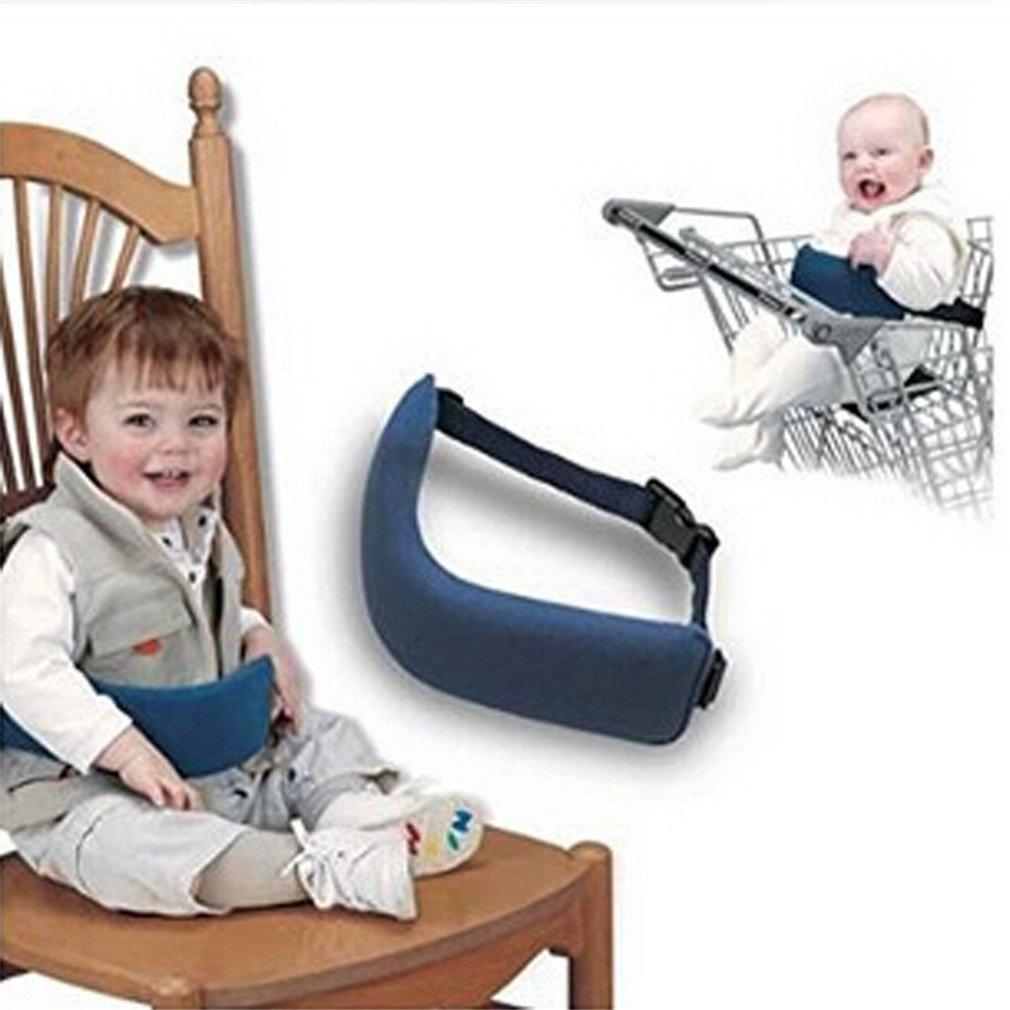 Детский ремень для обеда двойного назначения, портативное детское сиденье, детское обеденное кресло, ремень безопасности, Рюкзаки-переноск...