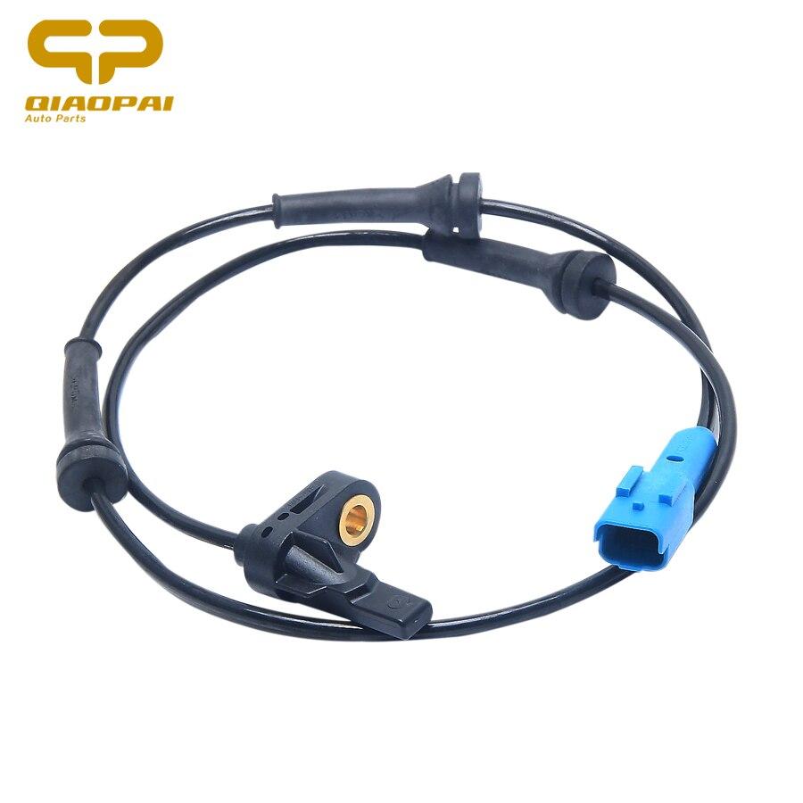 Sensor de velocidad de rueda ABS trasero ambos lados 4545. A0 4545A0 SS20024 GBS1016 0986594553 para Peugeot 206 liftback SW