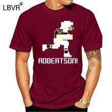 Craig Robertson 52 Tecmo Bowl  Football Athlete Fan T Shirt