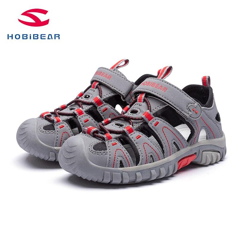 Сандалии для мальчиков; Сезон лето; Новинка 2020 года; Модная детская обувь с мягкой подошвой; Пляжная обувь для больших детей; GUB5070