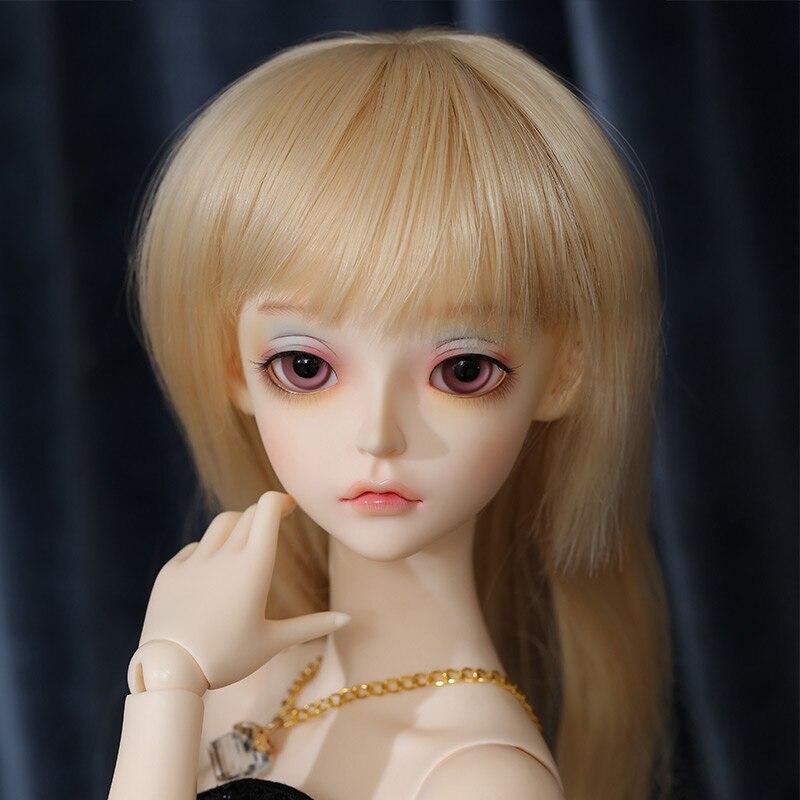 Neue Ankunft Puppe BJD Cygne Feeple60 1/3 Fantastische SD Weibliche Swan Feen Spielzeug Für Mädchen Einzigartige Geschenk Märchenland Dollshe Iplehouse
