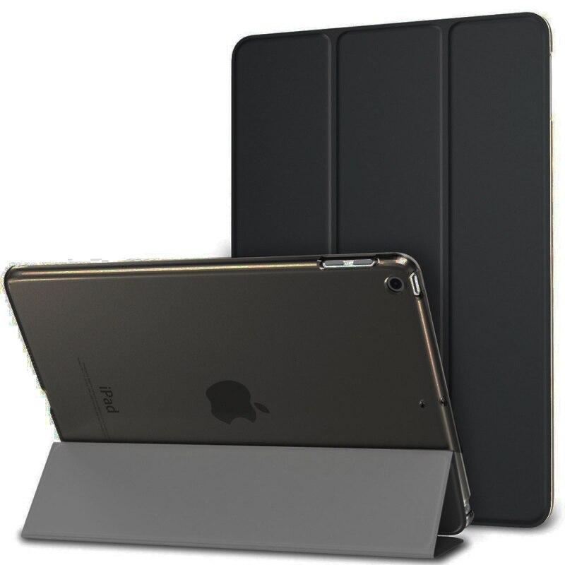 Soporte Flip Case para Apple iPad 2014 (2) A1566 A1567 9,7 ''LTE WIFI de cuero de la PU caso magnético Auto Wake/Sleep Smart Cover