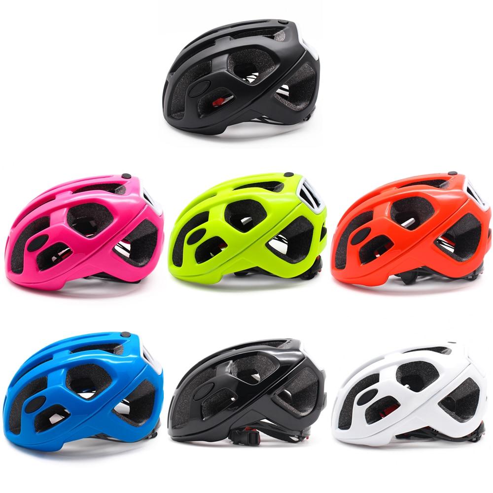 Casco aerodinámico de triatlón para bicicleta de montaña, de seguridad, ligero, mips,...