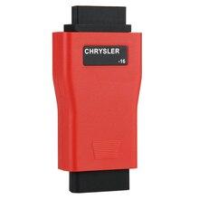 Autel 16Pin адаптер для Chrysler 16 Pin для диагностического инструмента Maxisys pro MS908p ,MS906BT ,DS808K,MK908 разъем для MK908P