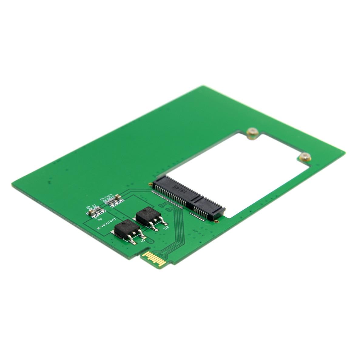 SFF-8784 SATA Express на MSATA Карты PCBA для UltraSlim жесткого диска SSD WD5000M22K WD5000M21K WD5000MPCK
