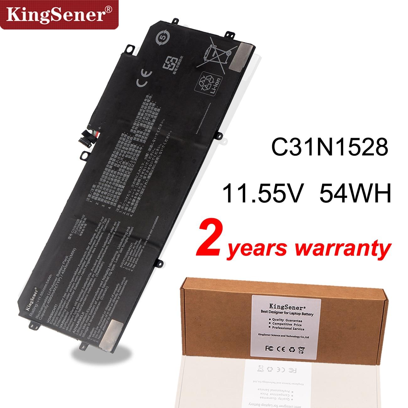 KingSener C31N1528 بطارية كمبيوتر محمول ل Asus UX360 UX360C UX360CA سلسلة 3ICP3/96/103 0B200-02080100 11.55V 54WH