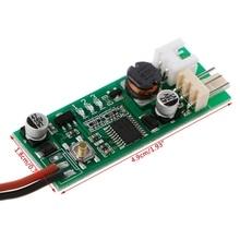 DC 12V Temperatuur Speed Controler Denoised Speed Controller voor PC Fan/Alarm 10166