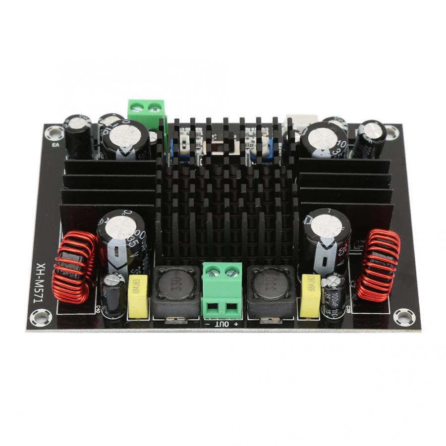 Multímetro XH-M571 de alta potencia Boost Mono 150W Subwoofer Audio amplificador Digital trípode para nivel láser