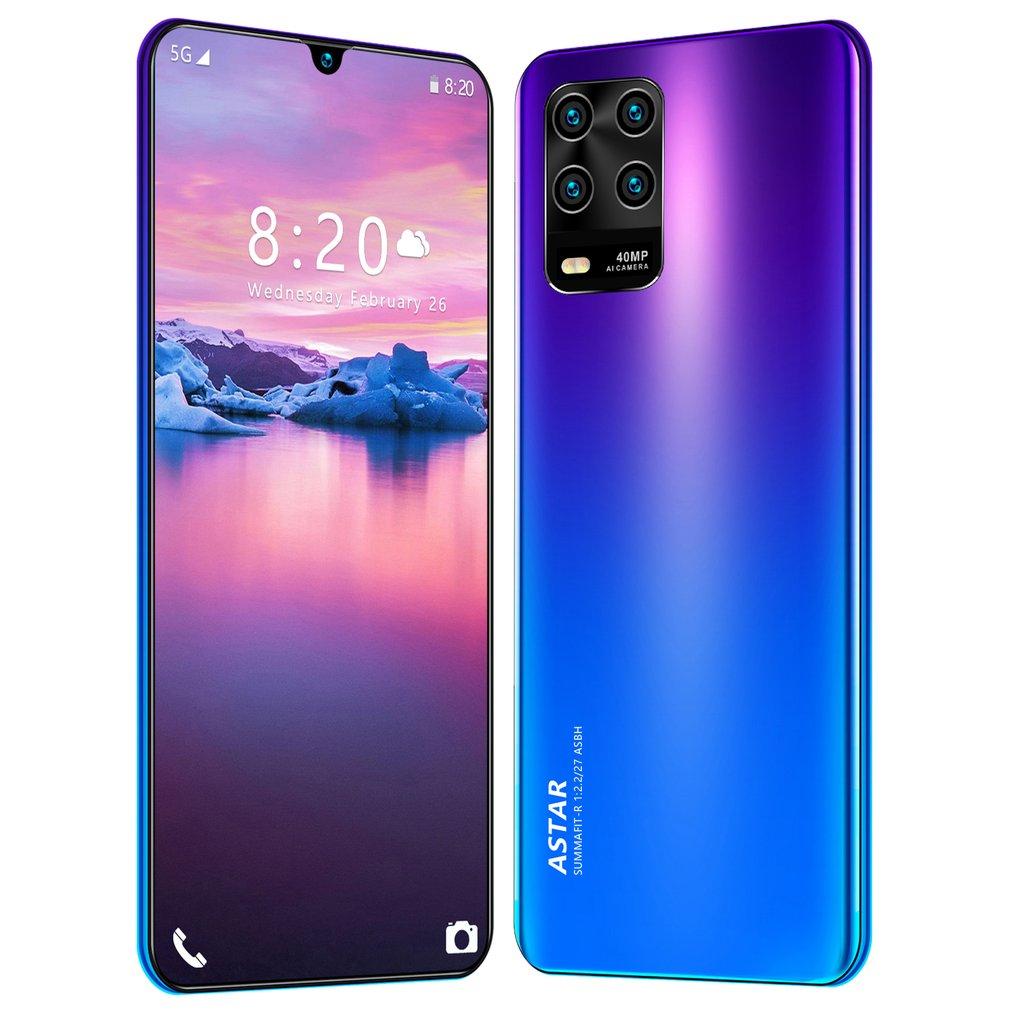 ME10 7.3 inch large screen smartphone 2GB RAM+16GB ROM Dual SIM Single Mode Support memory card 3300mah
