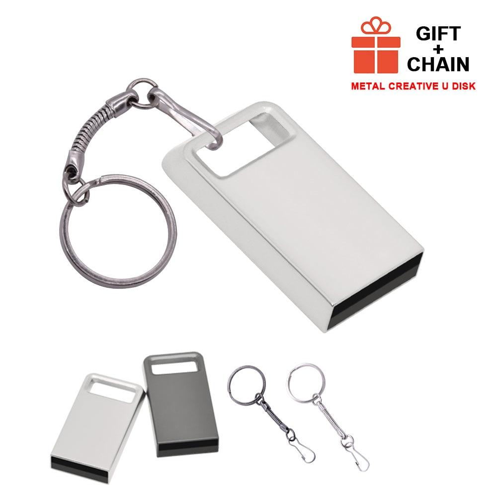 Usb Flash Drive gb Pen-Drive 16 64gb 32gb Pendrive de Alta Velocidade 2.0 Micro Dispositivo De Armazenamento Memory Stick U Disk 10pcs LOGOTIPO Personalizado Gratuitamente