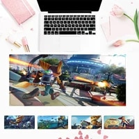 large xxl ratchet clank clank gaming mouse pad gaming mousepad large big mouse mat desktop mat computer mouse pad for overwatch