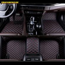 Zhouehlee-tapis de sol de voiture personnalisés   Pour Lexus tous modèles ES IS LS RX NX GS CT GX LX570 RX350 LX RC RX300 LX470 style automobile