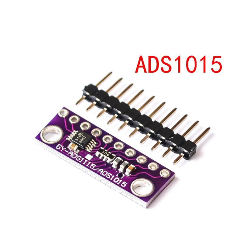 GY-ADS1015 ads1115 12bit analógico ao conversor digital adc módulo breakout board para arduino