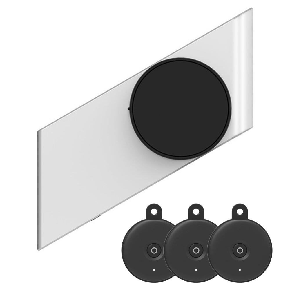 Promo Free Shipping Sherlock Stick Smart Lock Phone App Control Electronic Wireless Keyless Lock with 3pcs Bluetooth Key