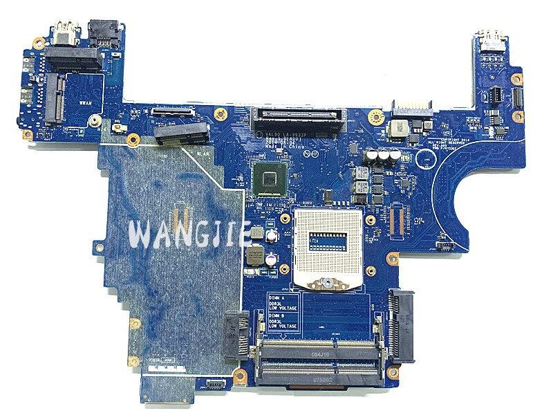 Para Dell E6440 85M2V LA-9933P placa base de computadora portátil CN-085M2V 085M2V VAL90 LA-9933P placa base PGA947 100% probada completa