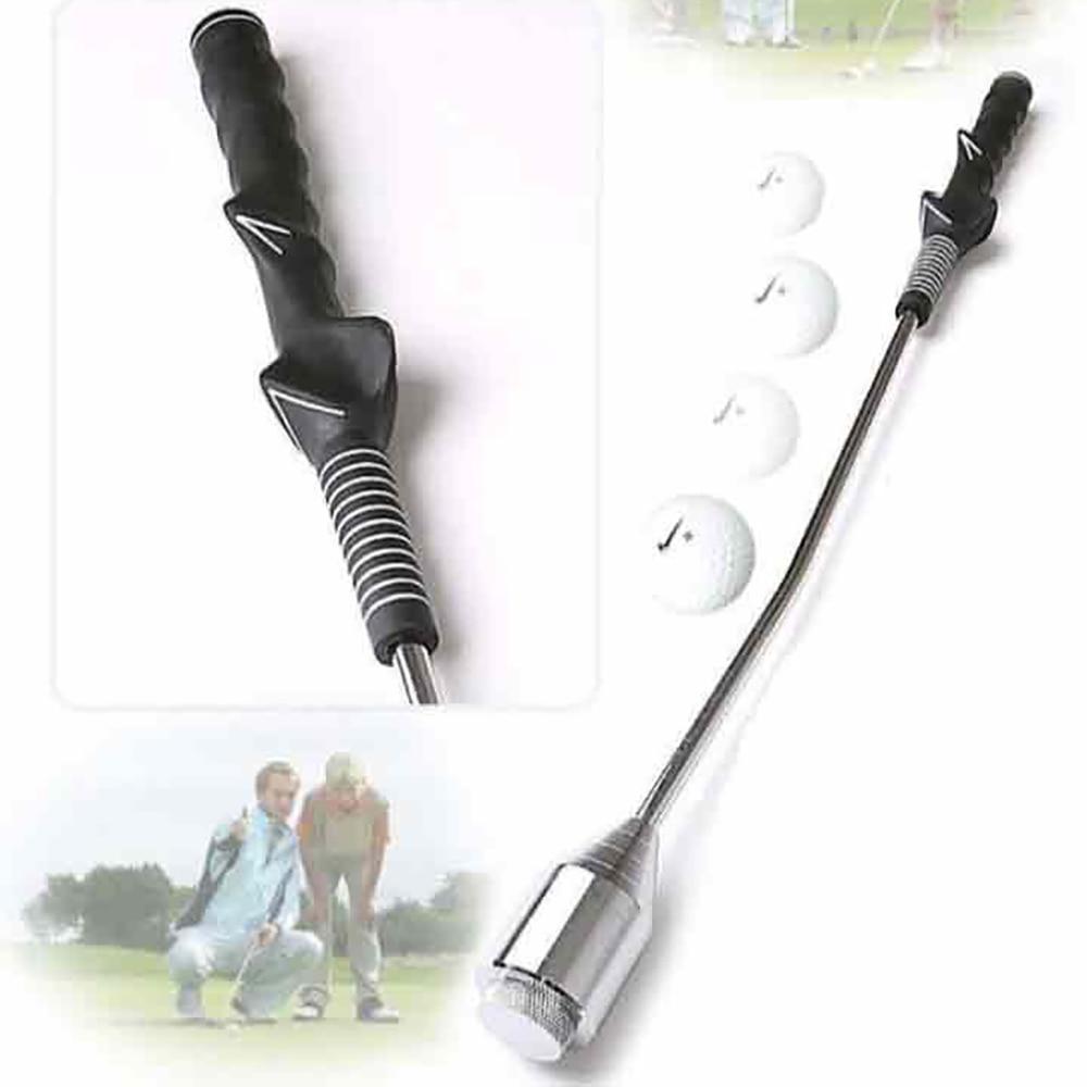 Golf Swing Training Stick Beginner Practice Supplies Correct Posture Bending Shaft Auxiliary Practice Equipment