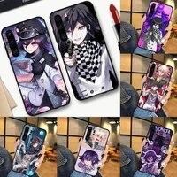 anime comic danganronpa v3 phone case for huawei nova 2 2i 2s 3i 4 4e 5 plus p10 lite 20 p20 pro honor10