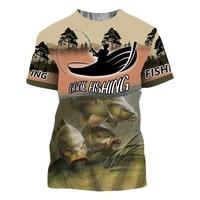 men and women 3d printed short sleeve t shirt big fish shirt plus size hip hop punk harajuku t shirt fashion casual style s 6xl