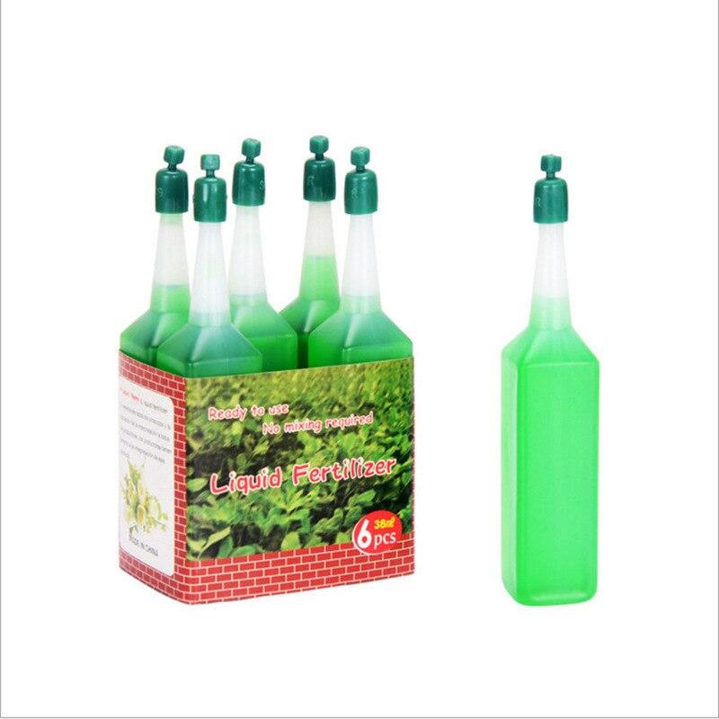 Растительный питательный раствор, многофункциональное жидкое концентратное удобрение для гидропонных горшечных цветов, садовые сельскохозяйственные принадлежности, 1 шт., 38 мл
